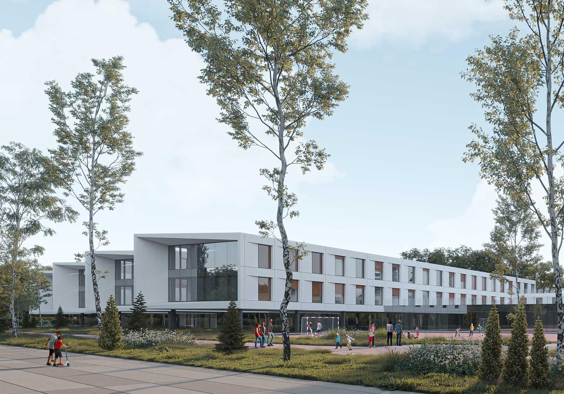 School in Wrocław